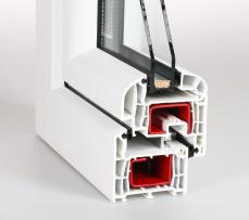 Plastová okna Nymburk - profil