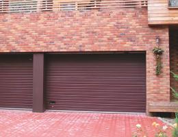 Sekční vrata garážová Nymburk